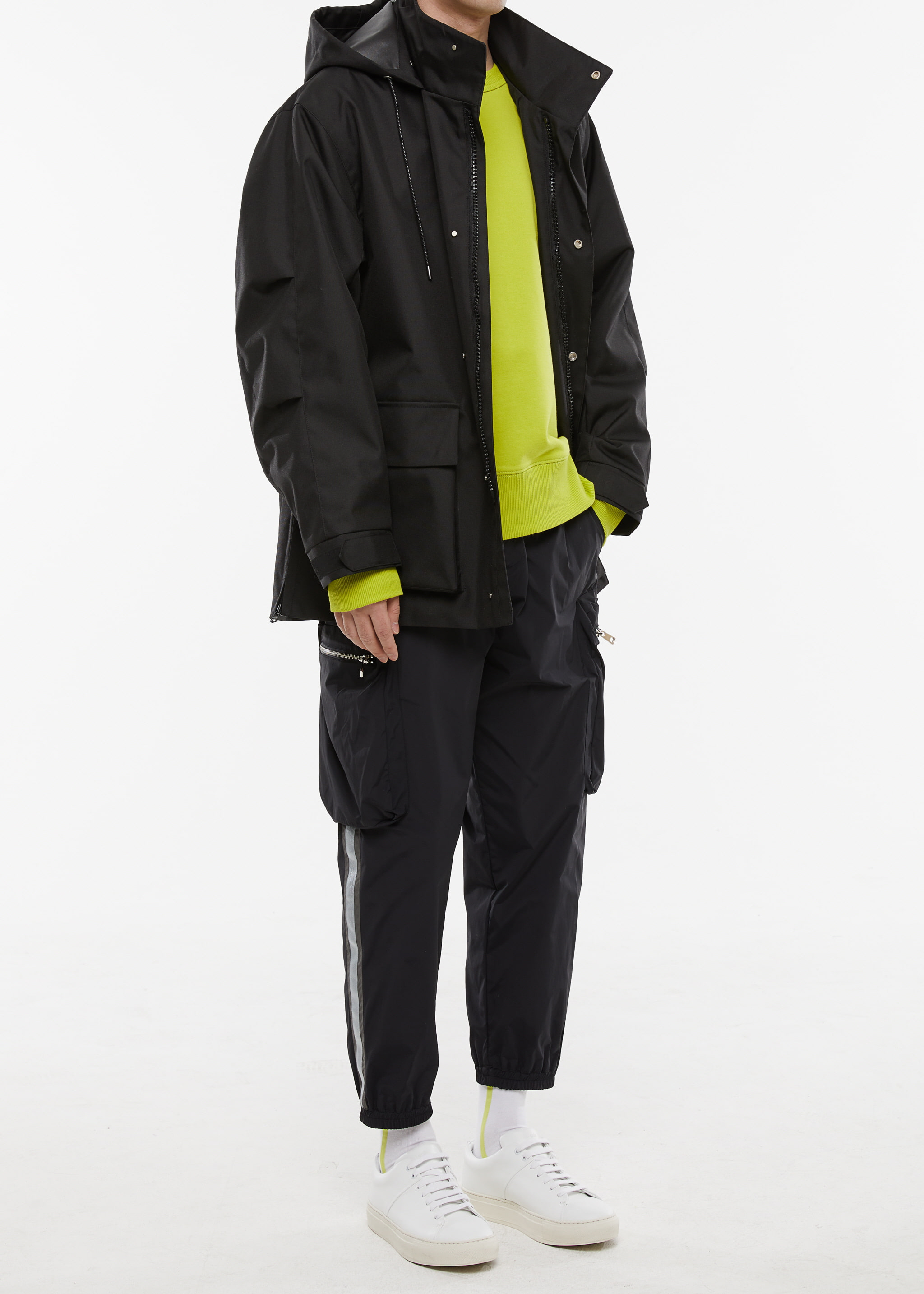 [감사세일] Technical Shell Parka